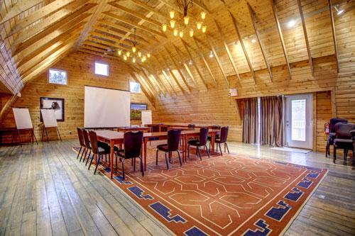 pine loft meeting room calgary venue the crossing